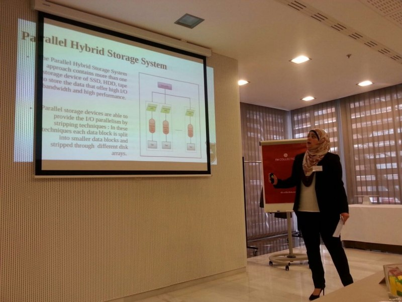 Photos of Operations Research and Scheduling Research in Madrid #8